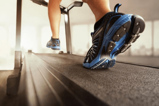 Another great thing about a home treadmill is that you can keep going for longer