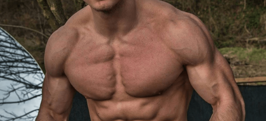 Chest mass also reduces as a result of regular running