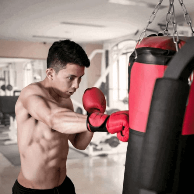 The frequency with which you can use your punching bag will vary from one person to the other