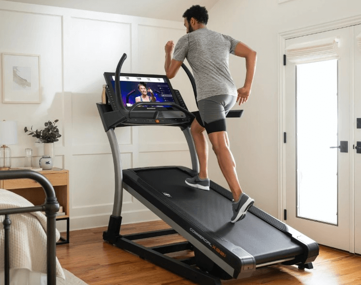 The NordicTrack x22i is a feature rich treadmill with a lot to offer