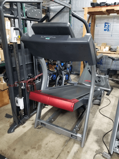 The I11.9 Incline Trainer comes with a long list of awesome features