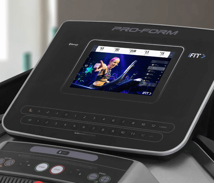 The Proform Pro 2000 treadmill also packs in awesome programs