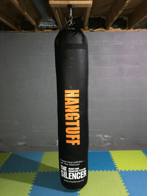 The silencer is an incredible piece of equipment capable of holding up to 300 pounds