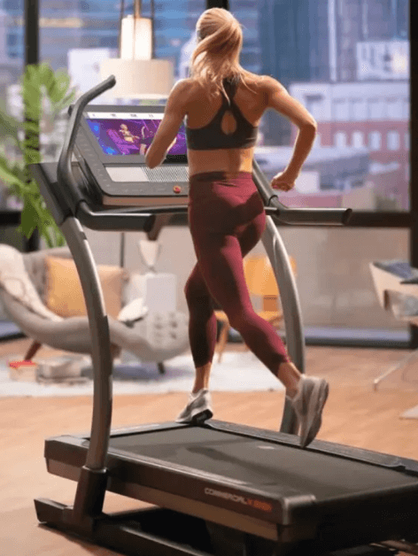 These treadmills are also great for interactive training