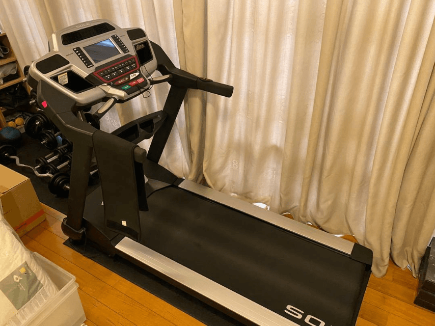 This treadmill comes with one of the best warranty deals on the market, and much more