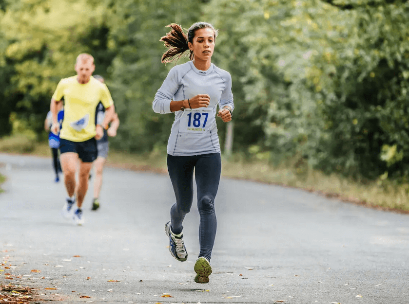 running is highly likely to transform your body
