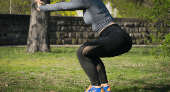 How I Went About Doing 1000 Squats a Day
