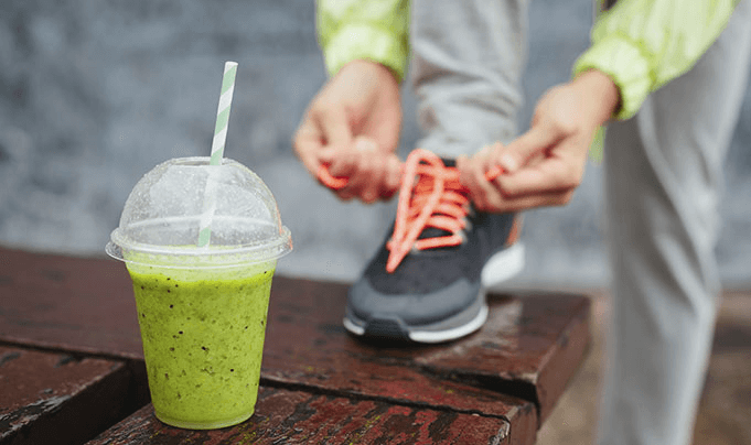 Most users prefer to ingest supplements along with a smoothie