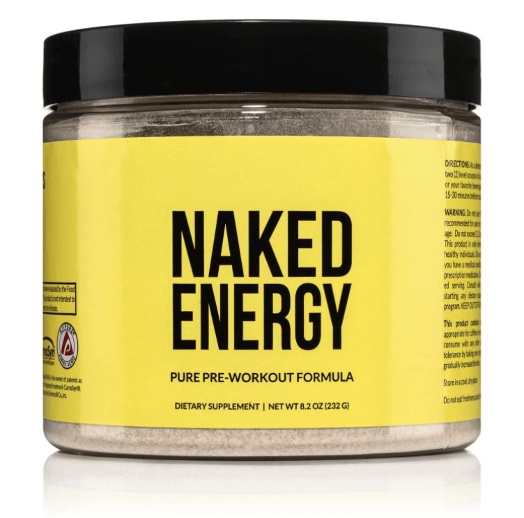 Naked Energy pre-workout