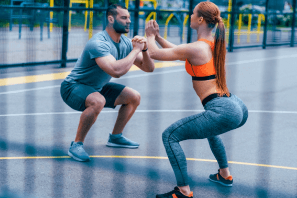 People would do 1000 squats to emulate their favorite influencer