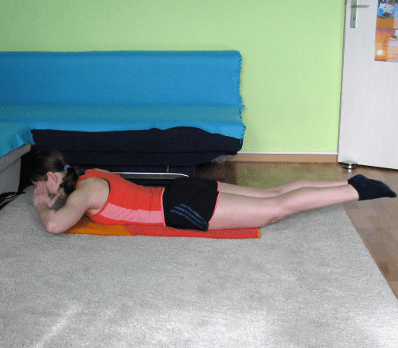 The superwoman workout is one of the easiest workouts to learn