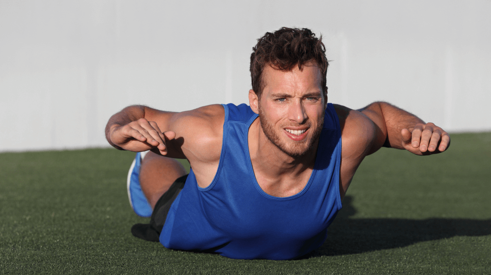 This workout is great for both beginners and seasoned fitness lovers