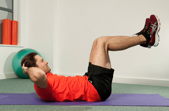 What I learned from the 1000 crunches challenge