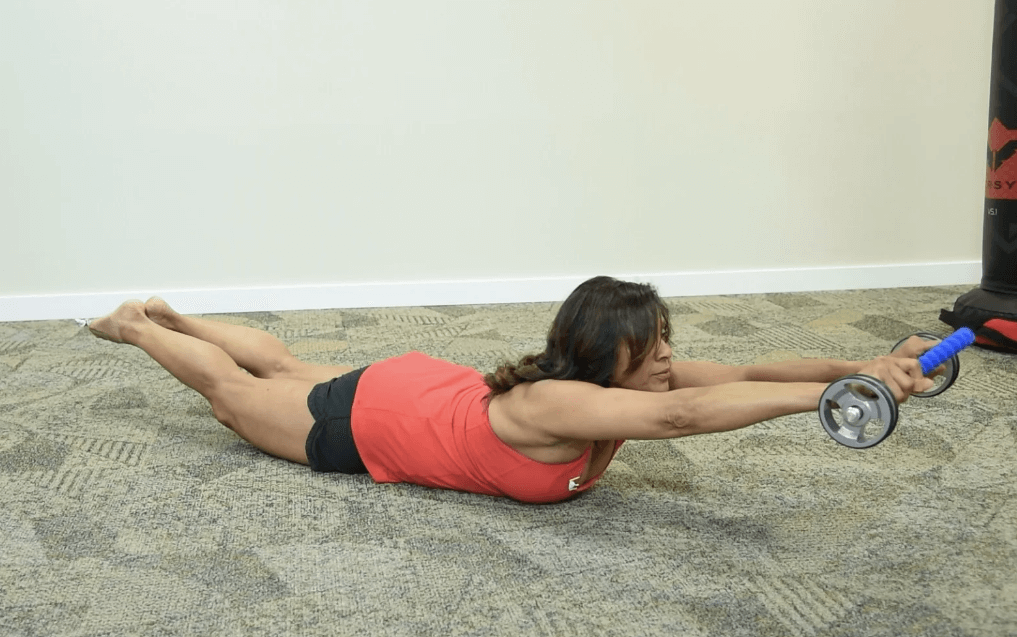 What is the superwoman workout all about