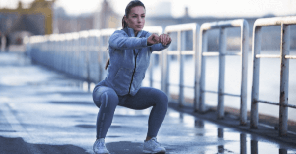 You will need more time to recover when doing 1000 squats
