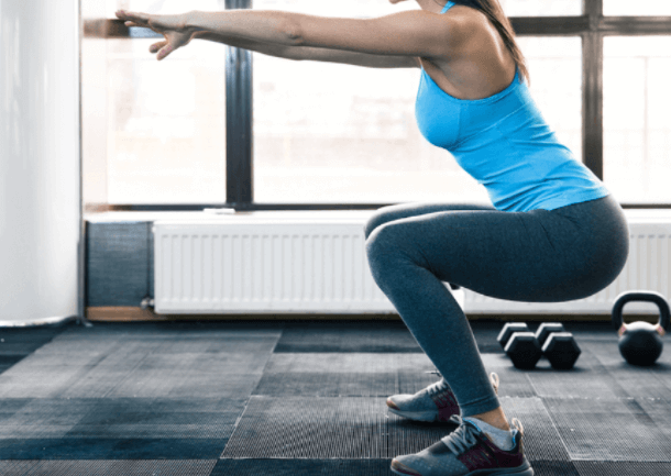 how realistic is doing 1000 squats per day