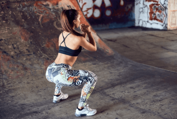 someone who want to build their glutes might look into doing 1000 squats